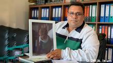Bangladeschisch-deutscher Immobilien-Geschäftsmann Juboraj Talukder