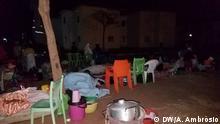 Angola Mehr als 400 Familien im Zentrum von Capari vertrieben