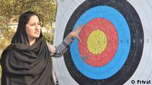 Sara Khan   Bogenschützin   KPK Pakistan