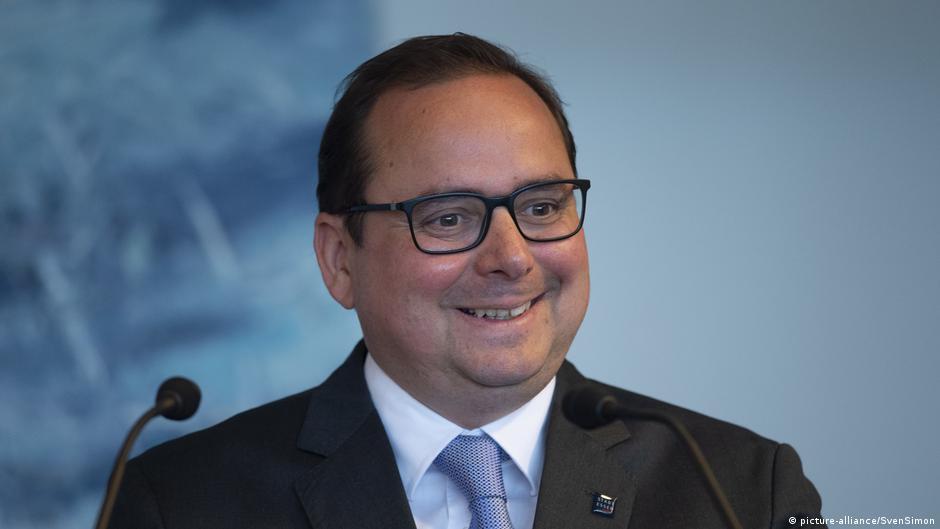 Deutschland Essen Oberbürgermeister Thomas Kufen Clankriminalität