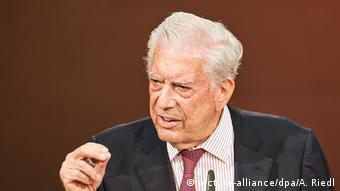 Mario Vargas Llosa (Foto: picture-alliance/dpa/A. Riedl).