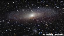 BG Insight Investment Astronomy Photographer of the Year 2020 | Andromeda Galaxy at Arm's Length