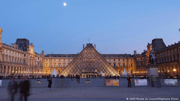 Film | Eine Nacht im Louvre | Leonardo da Vinci (2009 Musée du Louvre/Stéphane Olivier)