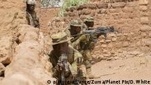 Burkina Faso | Übung Truppen aus Afrika