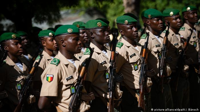 Mali Koulikoro Armee
