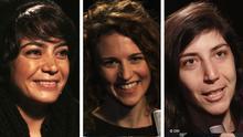 Bildkombo Drei Filmemacherinnen