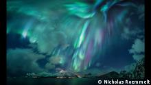 """Weltraumfotografie-Wettbewerbs """"Insight Investment Astronomy Photographer of the Year 2020"""" Winner: The Green Lady © Nicholas Roemmelt"""
