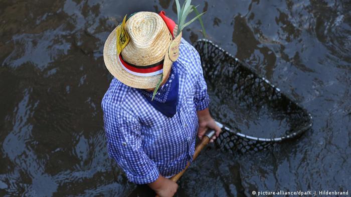 День рыболовав баварском Меммингене: теперь участвовать можно женщинам