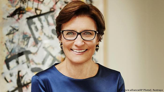 USA New York | Citigroup-CEO | Jane Fraser (picture-alliance/AP Photo/J. Restrepo)
