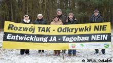 Polen Gubin | Polen im Jahr 2009 | Umweltaktivisten protestieren