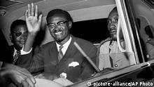USA New York | Premierminister Kongo | 1960 Patrice Lumumba
