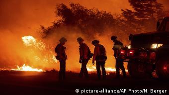 Brände in Kalifornien | Oroville Bear Fire