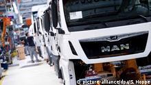 Deutschland | MAN | Fahrzeug- und Maschinenbaukonzern