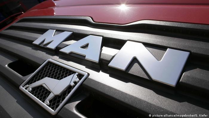 Deutschland   MAN   Fahrzeug- und Maschinenbaukonzern (picture-alliance/Imagebroker/S. Kiefer)