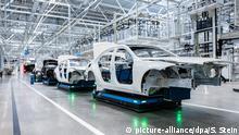 Deutschland Eröffnung der Factory 56 von Mercedes in Sindelfingen