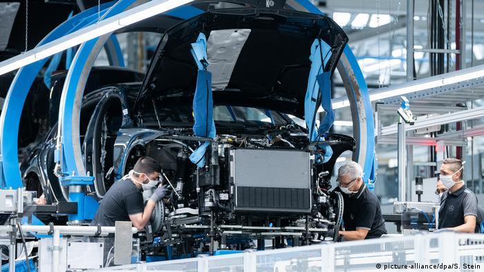 مرسدس بنز با خط تولید Factory 56 موفق شده ۲۵ درصد هزینه تولید را کاهش دهد.