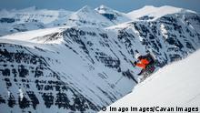 Symbolbild Ski Skifahren Abfahrtsski