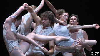 Фрагмент выступления балетной труппы Большого театра