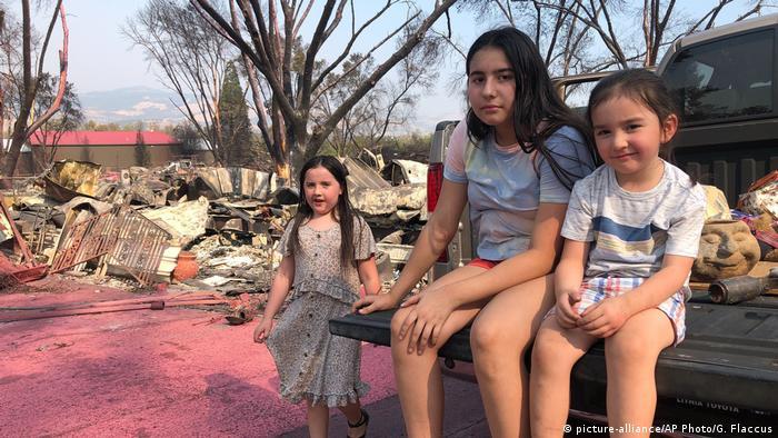 آتش به پنج شهر ایالت اورگان سرایت کرده و از ۵۰۰هزار نفر خواسته شده آماده تخلیه شوند.