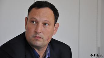 Директор Асоціації українських моніторів дотримання прав людини в діяльності правоохоронних органів (УМДПЛ) Вадим Пивоваров