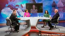 ZDF Sendung maybrit illner | 10. September 2020 | Schanna Nemzowa