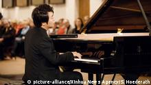 China Pianist Lang Lang