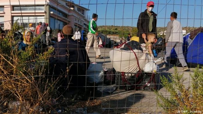 Griechenland I Flüchtlingslager auf Lesbos