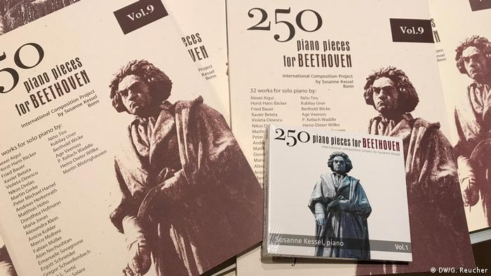 250 Piano pieces I Beethoven