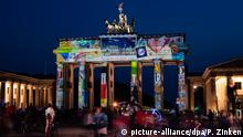 Deutschland Berlin Festival of Lights | Brandenburger Tor