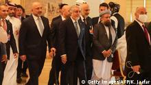 Katar Doha | Afghanistan Friedensverhandlungen | Abdullah Abdullah