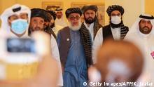 Katar Doha | Afghanistan Friedensverhandlungen | Abbas Stanikzai