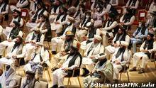 مذاکره کنندگان طالبان در دوحه