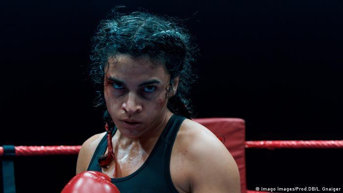 Alina Şerban în filmul Gipsy Queen
