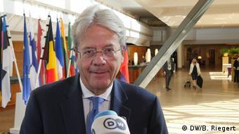 Στις αρχές του 2022 βλέπει ανάπτυξη ο Επίτροπος Τζεντιλόνι