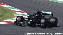 Formel 1 Italien |Qualifikation |Lewis Hamilton, Mercedes