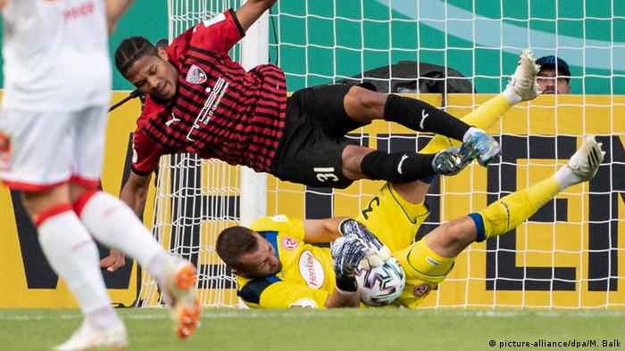 Fußball | DFB Pokal | Ingolstadt - Düsseldorf (picture-alliance/dpa/M. Balk)