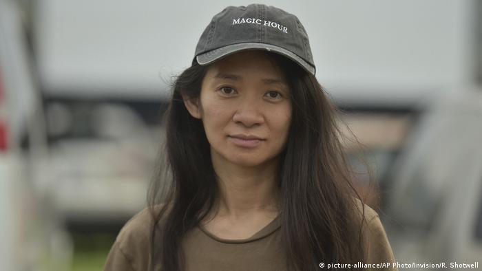Режисерка фільму Земля кочівників Хлоя Чжао