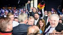 Landesparteitag AfD Niedersachsen