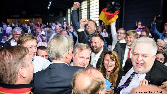 AfD's state party conference in Lower Saxony