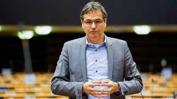 EU parliamentarian Peter Liese