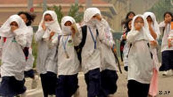 Malaysia Schulkinder