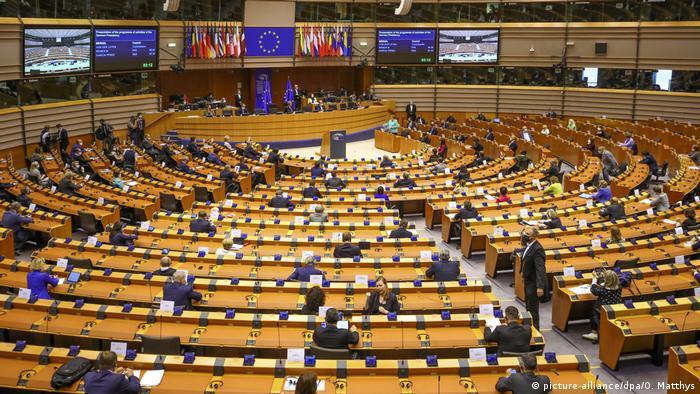 Законопроект о климате: Европарламент одобрил ужесточение показателей