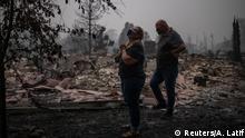 USA Talent | Zerstörung nach Waldbränden in Oregon