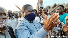 Mosambik Nampula | RENAMO Vorsitzender | Ossufo Momade