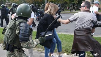 Belarus Minsk | Proteste & Verhaftungen