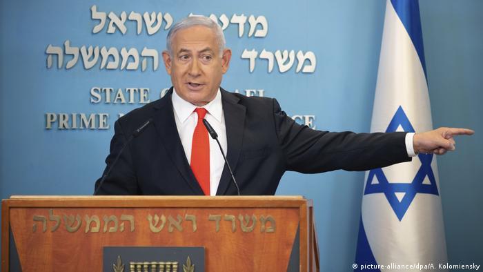 Benjamin Netanjahu se obraća javnosti povodom korone