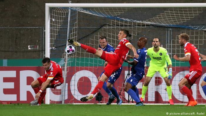 12.09.20 Karlsruher SC - 1. FC Union Berlin (picture-alliance/R. Rudel)