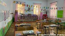 Schulanfang in Rumänien