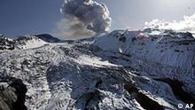 Vulkan Island Eyjafjallajöküll