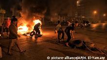 Libyen I Proteste in Benghazi